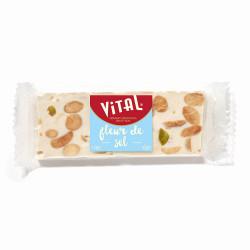"""Nuga batoniņš Vital """"Fleur De Sel"""", 45 g"""