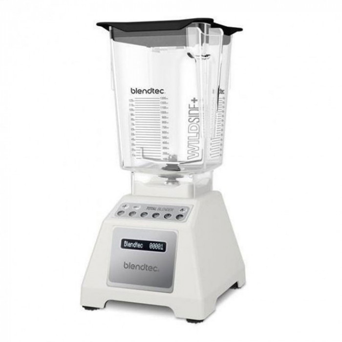 "Blender Blendtec ""Total Blender White"""