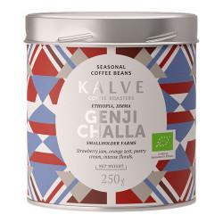 """Specializētās kafijas pupiņas """"Genji Challa"""" – 250 g"""