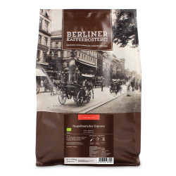 """Kaffeebohnen Berliner Kaffeerösterei """"Neapolitanischer Espresso Bio"""", 1 kg"""