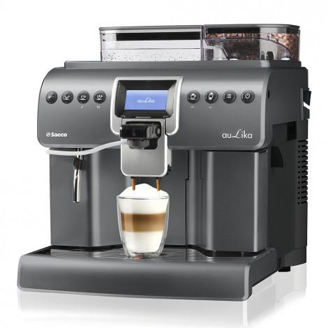 "Kaffeemaschine Saeco ""Aulika Focus Anthracite"""