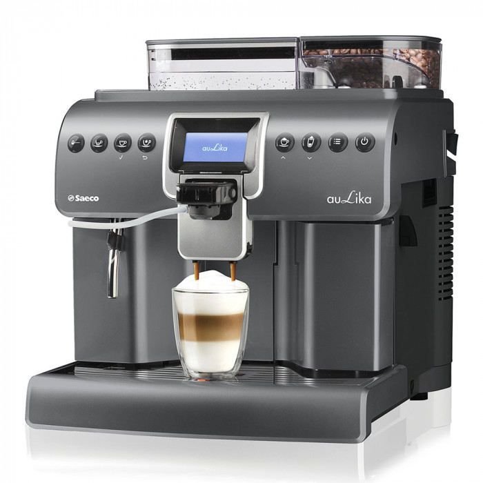 "Coffee machine Saeco ""Aulika Focus Anthracite"""