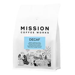 "Coffee beans Mission Coffee Works ""Decaf"", 1 kg"