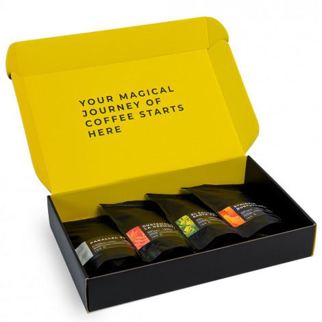"""Kafijas degustācijas kastīte """"Tasting box Nr. 2"""""""