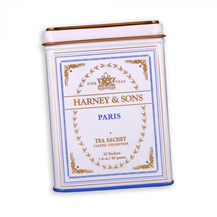 "Must pakitee Harney & Sons ""Paris"", 20 tk."
