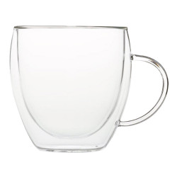 Coffee Friend's Cappuccino glass, 240 ml