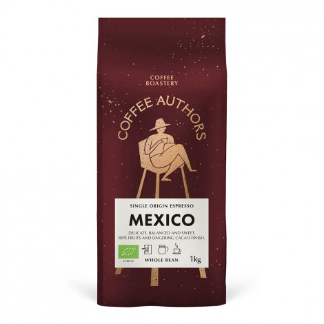 Coffee Authors Mexico 1 kg