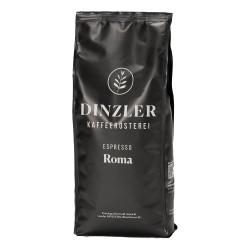 "Kaffeebohnen Dinzler Kaffeerösterei ""Espresso Roma"", 1 kg"