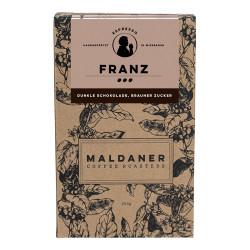 """Kaffeebohnen Maldaner Kaffeerösterei """"Espresso Franz"""", 250g"""