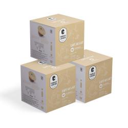 "Kawa w kapsułkach do Dolce Gusto® Charles Liégeois ""Café au lait"", 3 x 16 szt."