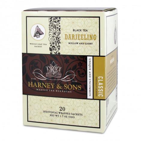 """Melnā tēja Harney & Sons """"Darjeeling Blend"""""""