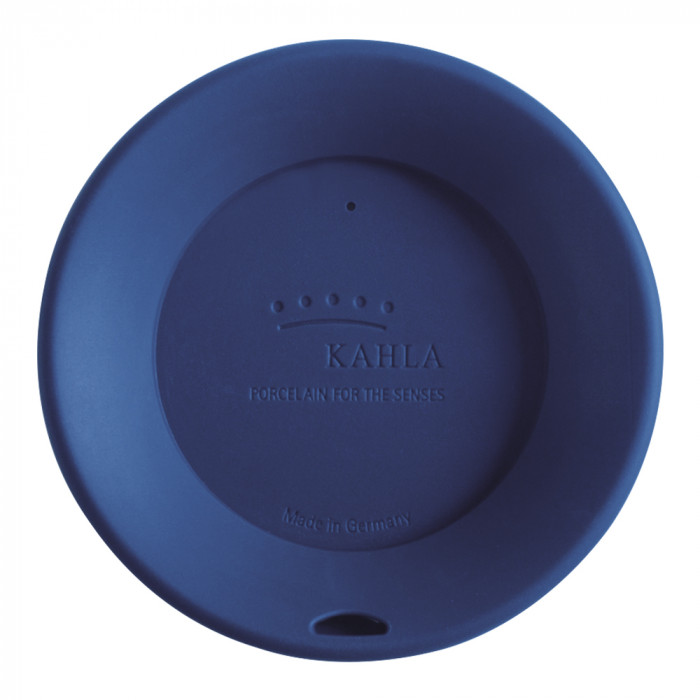 "A lid for coffee cup Kahla ""Cupit to-go Deep sea blue"""