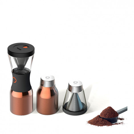 """Cold brew coffee maker Asobu """"Stainless Steel Silver"""""""