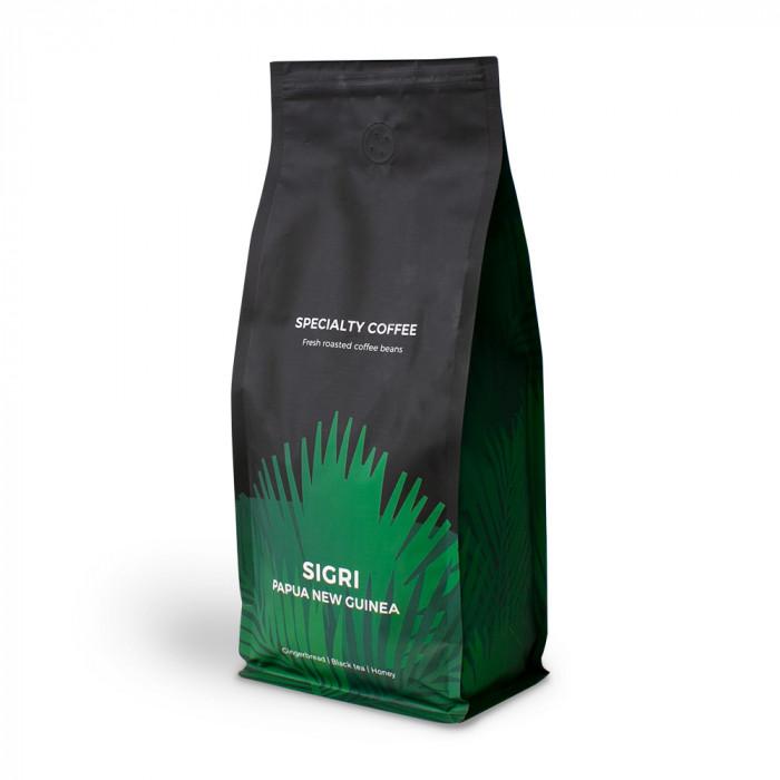 """Rūšinės kavos pupelės """"Papua New Guinea Sigri"""", 1 kg"""
