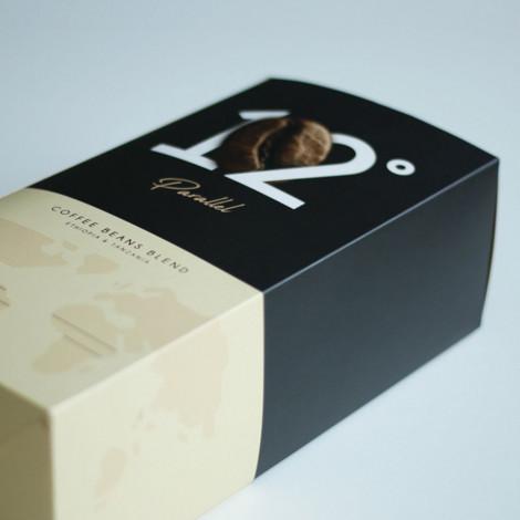 """Kafijas pupiņas """"Parallel 12"""", 1 kg"""