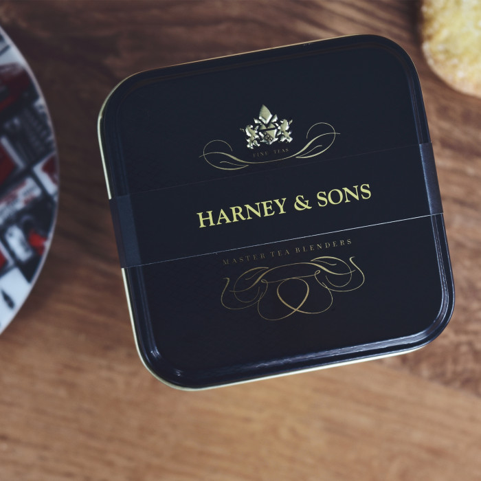 "Melnā tēja Harney & Sons ""English Breakfast"", 112 g"