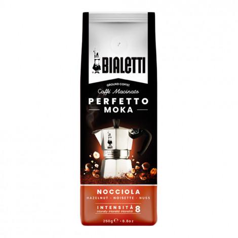 "Gemahlener Kaffee Bialetti ""Perfetto Moka Hazelnut"", 250 g"