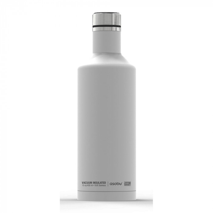 "Thermobecher Asobu ""Times Square White"", 450 ml"