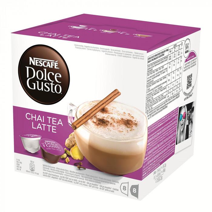 "Arbatos kapsulės NESCAFÉ Dolce Gusto ""Chai Tea Latte"""