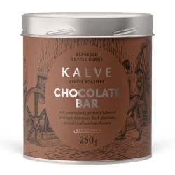 """Kafijas pupiņas KALVE """"Chocolate Bar"""" 250 g"""