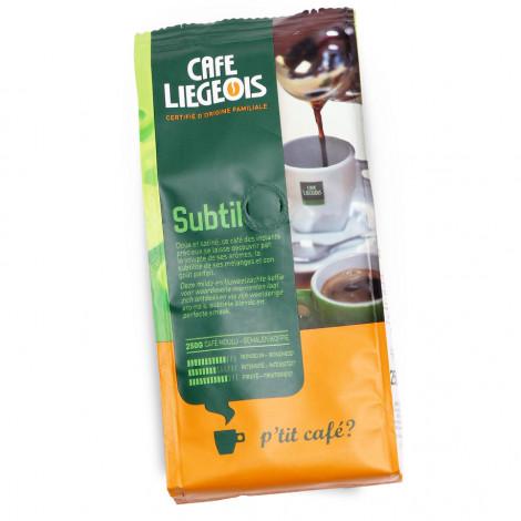 """Kawa mielona Café Liégeois """"Subtil"""", 250 g"""