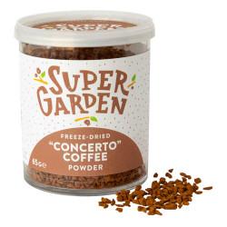 """Pakastekuivattu pikakahvi Supergarden """"Concerto"""", 65 g"""