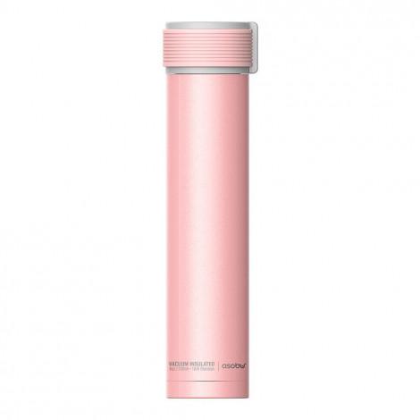 "Thermo krūze Asobu ""Skinny Mini Pink"", 230 ml"