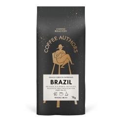 """Specializētās kafijas pupiņas Coffee Authors """"Brazil"""", 1 kg"""