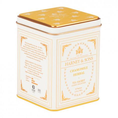 """Tēja Harney & Sons """"Chamomile"""", 20 gab."""
