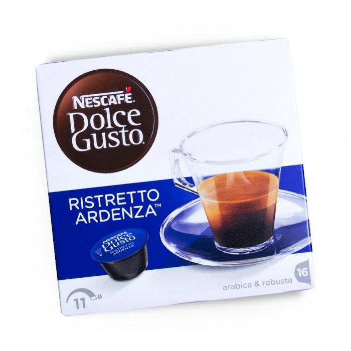 "Kafijas kapsulas NESCAFÉ Dolce Gusto ""Ristretto Ardenza"", 16 gab."
