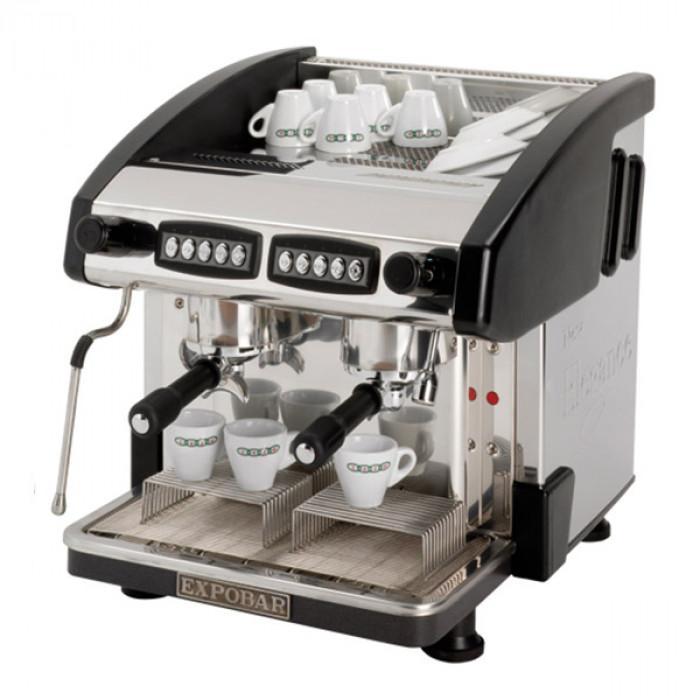 """Profesjonalny ciśnieniowy ekspres do kawy Expobar """"Ebica"""""""