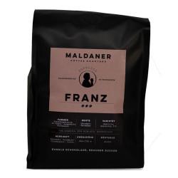 """Kaffeebohnen Maldaner Kaffeerösterei """"Espresso Franz"""", 1kg"""