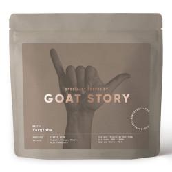 "Spezialitätenkaffee Goat Story ""Brazil Varginha"", 250 g ganze Bohne"