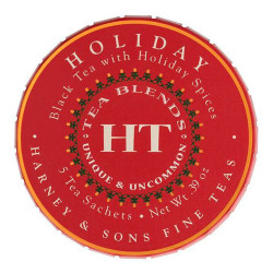 "Tee Harney & Sons ""Holiday Tea"", 5 kpl."