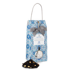 "Tee Whittard of Chelsea ""Earl Grey Tea Pouch & Infuser"", 100 g"