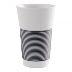 """Kavos puodelis Kahla """"Cupit to-go Anthracite"""", 470 ml"""