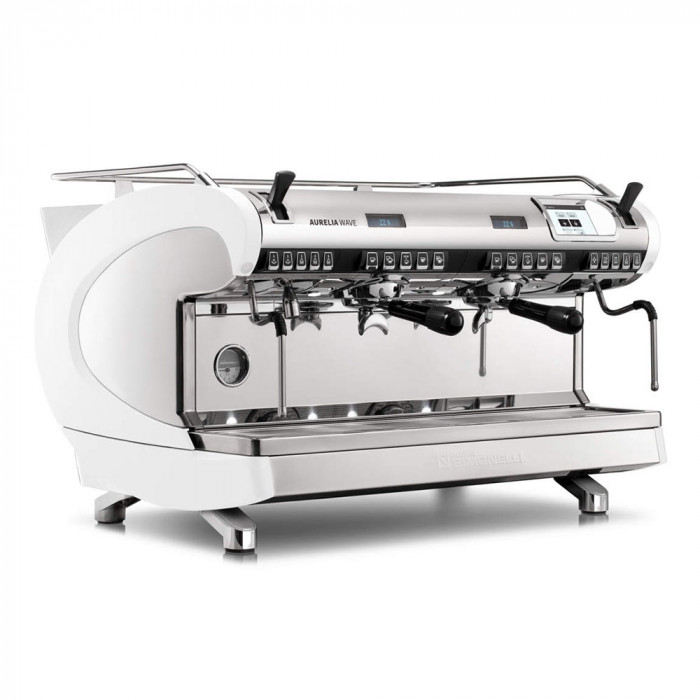 "Coffee machine Nuova Simonelli ""Aurelia Wave"" two groups"