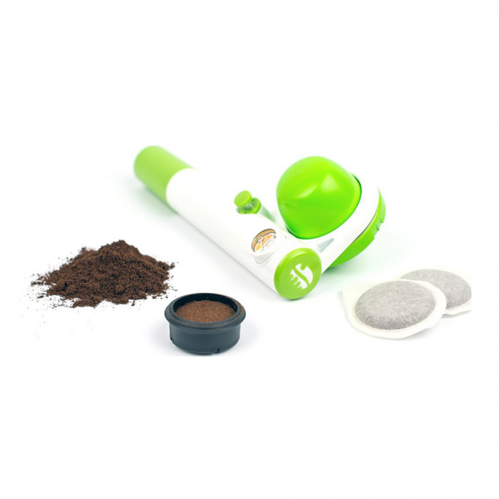 "Coffee machine Handpresso ""Pump Pop Green"""