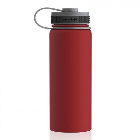 "Termospudel Asobu ""Alpine Red"", 530 ml"