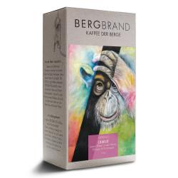 """Kaffeebohnen Bergbrand Kaffeerösterei """"Charlie Espresso"""", 250 g"""