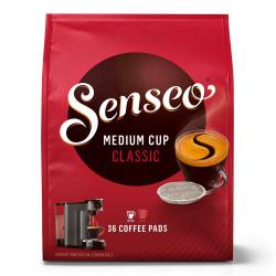 "Kaffee Pads Jacobs Douwe Egberts ""SENSEO® CLASSIC"", 36 Stk."
