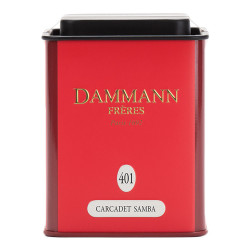 "Vaisinė arbata Dammann Frères ""Carcadet Samba"", 100 g"