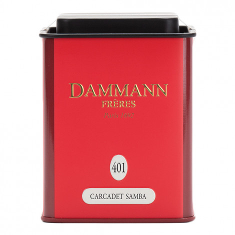 "Fruit infusion Dammann Frères ""Carcadet Samba"", 100 g"