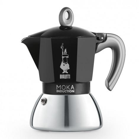"Kavavirė Bialetti ""New Moka Induction 4-cup Black"""
