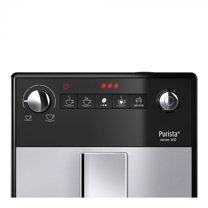 """Kavos aparatas Melitta """"Purista Series 300 Silver"""""""