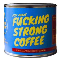 """Koffiebonen Fucking Strong Coffee """"Congo"""", 250 g"""