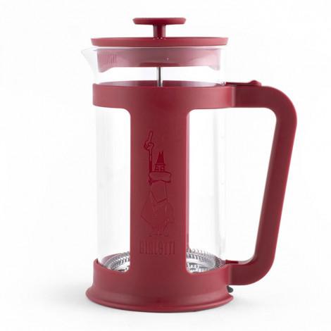 """Franču kafijas kanna Bialetti """"Smart Red"""", 1 l"""