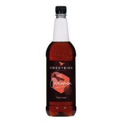 """Sirup für Kaffee Sweetbird """"Cinnamon"""", 1 l"""