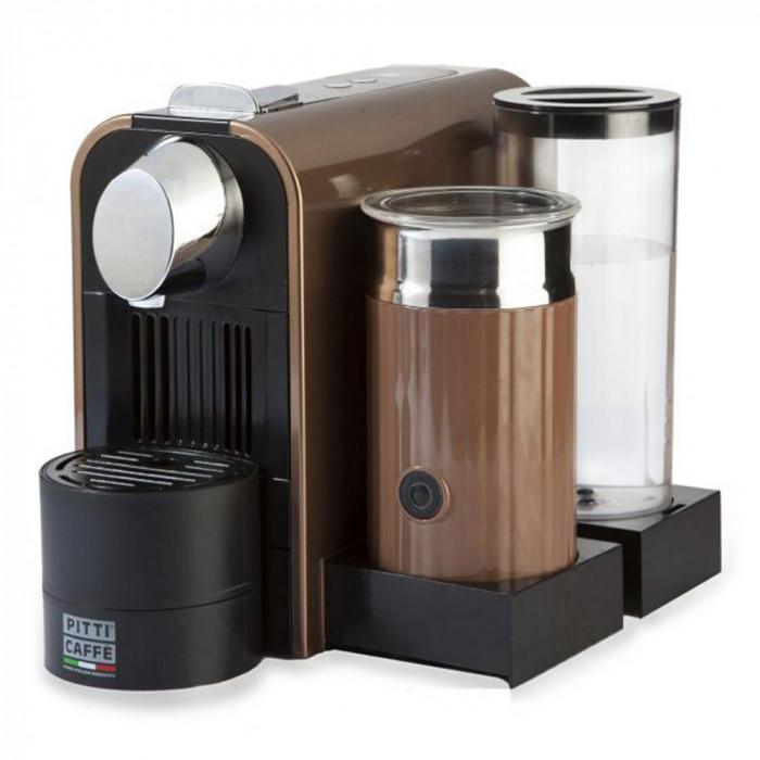 "Coffee machine Pitti Caffè ""Next Plus Brown"""