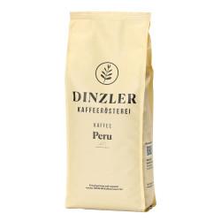 "Coffee beans Dinzler Kaffeerösterei ""BIO Caffee Peru Organico"", 1 kg"